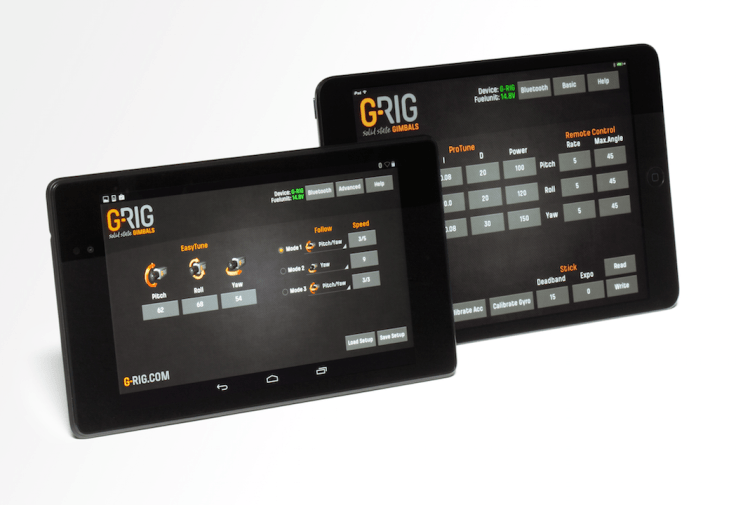 G-Rig Software