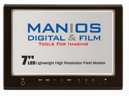 Manios MD7 Field Monitor