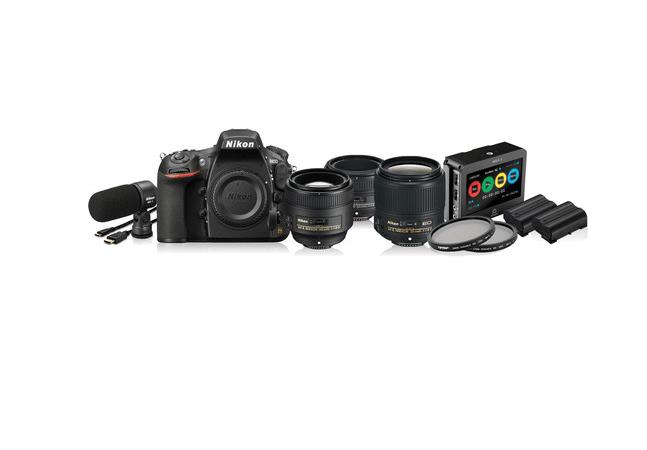 Nikon D810 Cinema Bundle