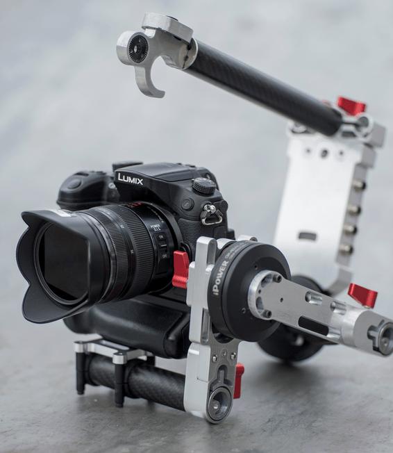 Rockbuster Camera Rig