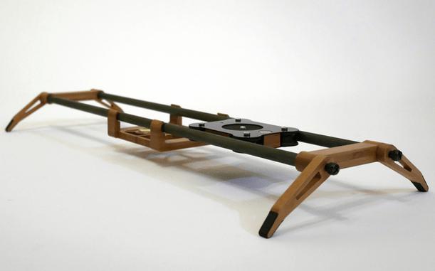 Wood-Comp EXTRALITE Camera Slider