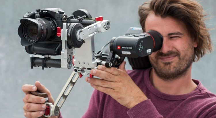 rockBuster Brushless Gimbal