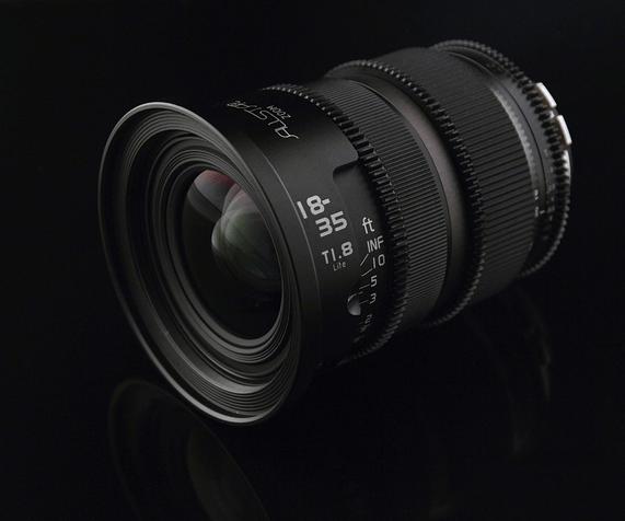 Allstar 18-35mm T1.8 PL Lite Lens Version