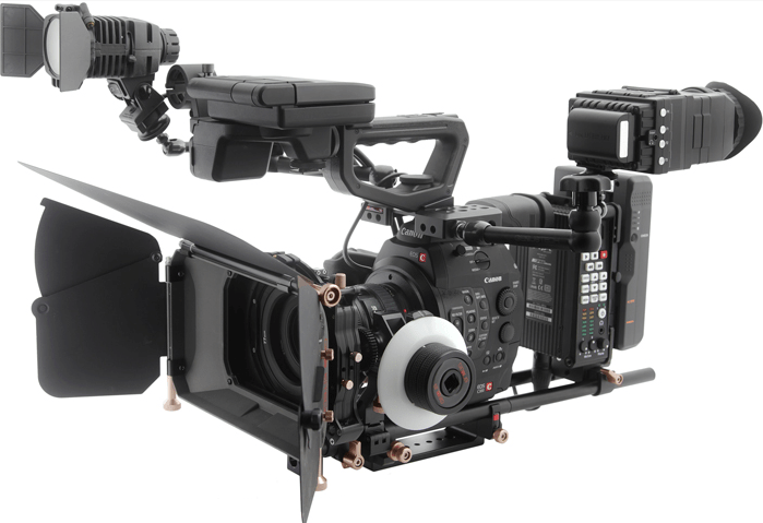 Canon C100 C300 C500 accessories