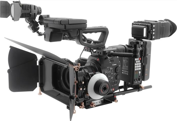 Canon C100 C300 C500 accessories