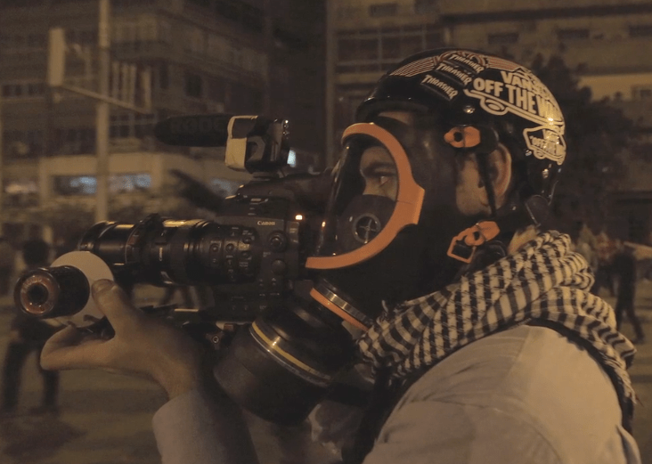 Crew of VICE on HBO and their Go-To Gear