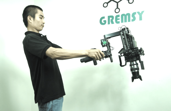 gStabi H14 with Sony FS700