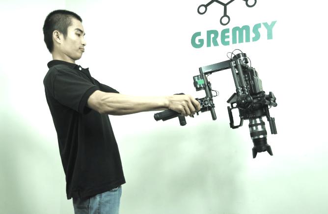 gStabi H14 with Sony FS700