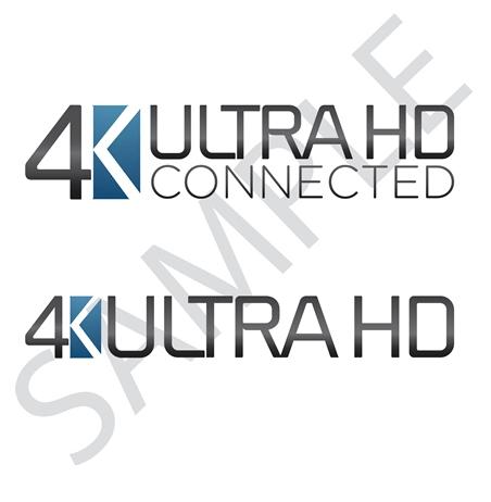 4K Ultra High-Definition New Logo