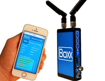 Boxx TV Next Generation HD Wireless Camera Transmitter
