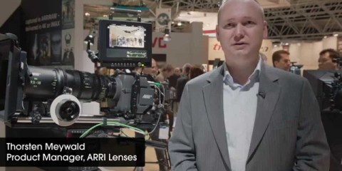 ARRI Ultra Wide Zoom Lens at IBC