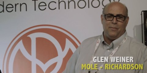 Mole Richardson Lights at IBC from Film Cyfrowy