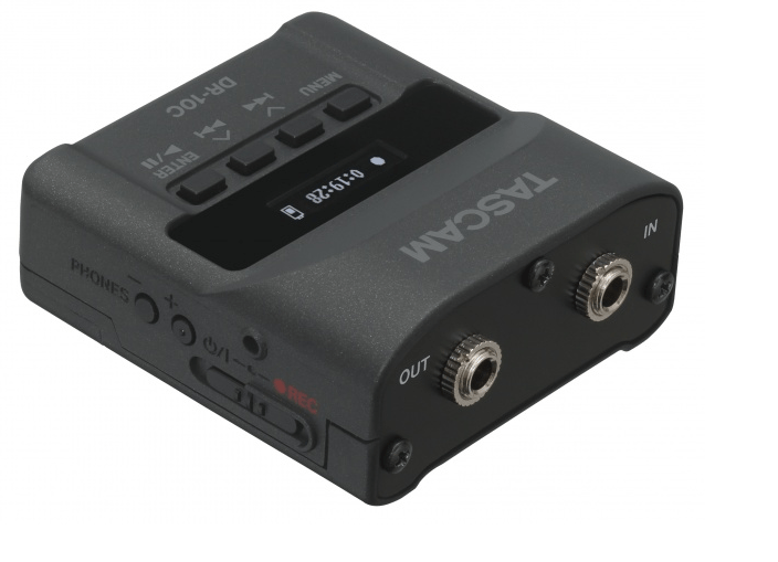 TASCAM DR-10C recorders