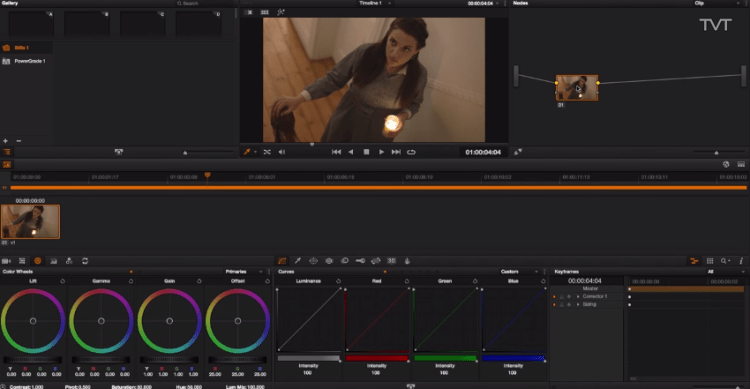 Davinci Resolve Tutorial Face Tracking