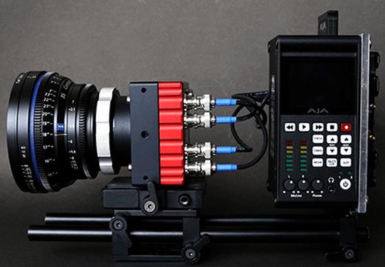 IO Industries 4KSDI camera