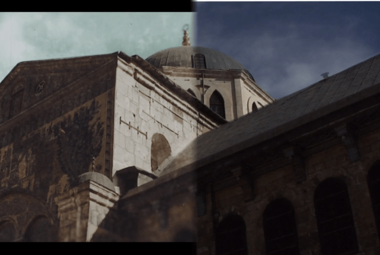 In Damascus VFX Breakdown