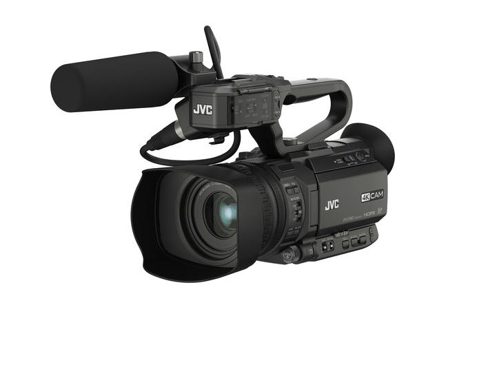JVC GY-HM200 4KCAM