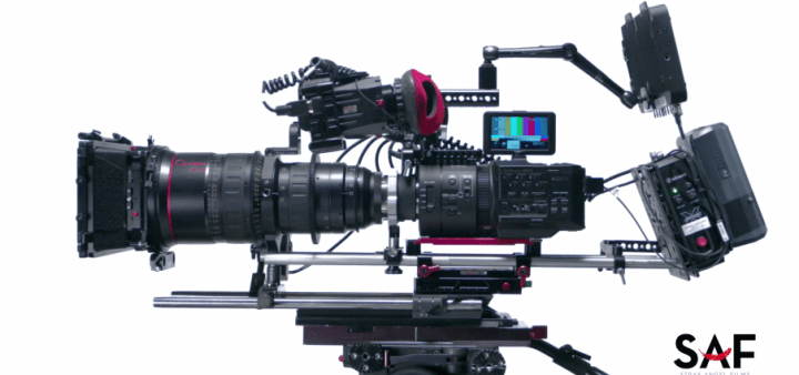 STEAM Sony FS700 Odyssey 7Q Camera Package at Stray Angel Films