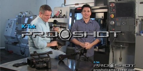 Features of the ProShot Camera Rig