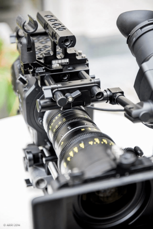 ARRI PCA Sony FS7 Camera Gear
