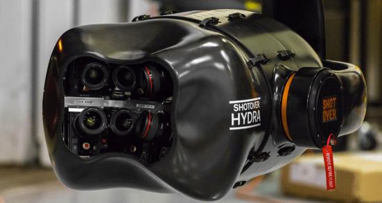 HYDRA multi-camera array