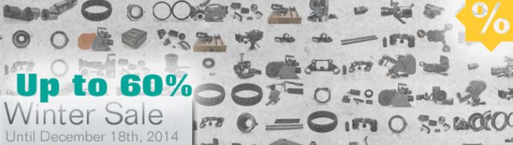 P+S Technik Stock Clearance Sale 2015