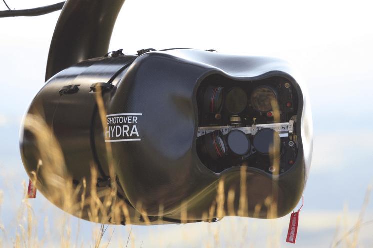 SHOTOVER Hydra