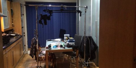 DIY Upside Down Camera Rig With a Kessler Slider