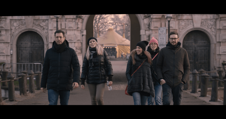 Panasonic VariCam Graded Ungraded Stills 2