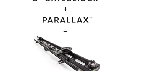 Parallax for 5' CineSlider Now Available