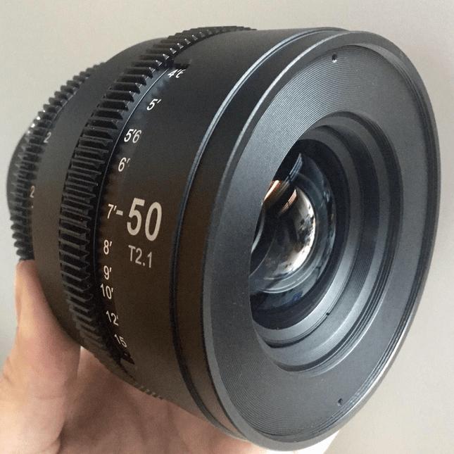 SLR Magic APO-HyperPrime CINE PL lens