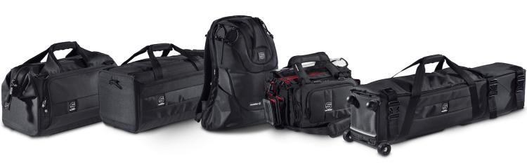 Sachtler launches Premium Bags range