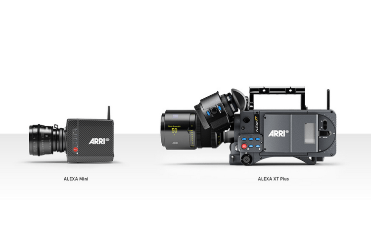 ARRI Alexa Mini Camera 3