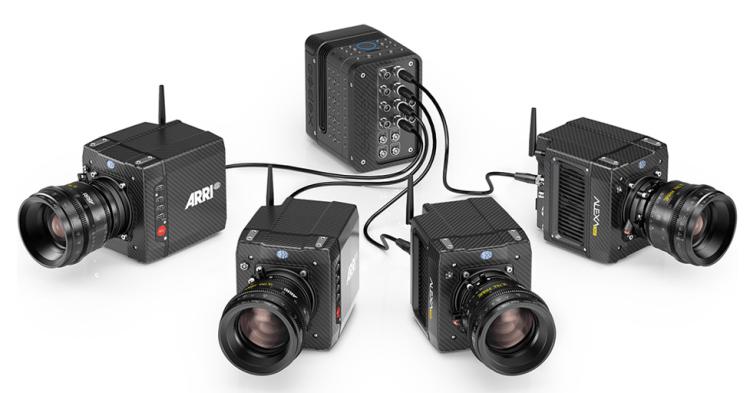 ARRI Alexa Mini Codex Multi-camera Recorder