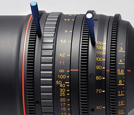 Tokina 50-135mm T3 Telephoto Lens