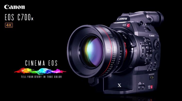Canon C700x