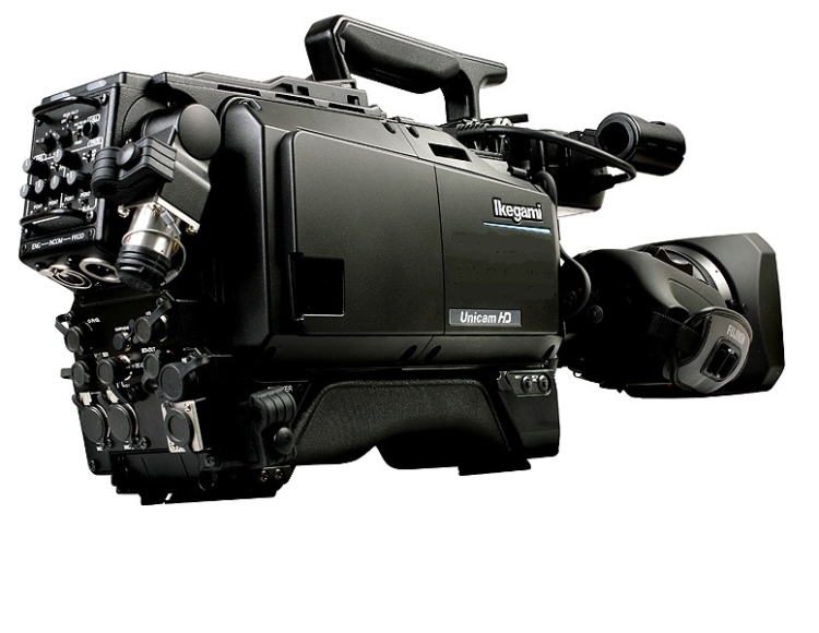 Details about the Ikegami HDK-5500 Ultra Low-light 3CMOS HDTV Portable Camera