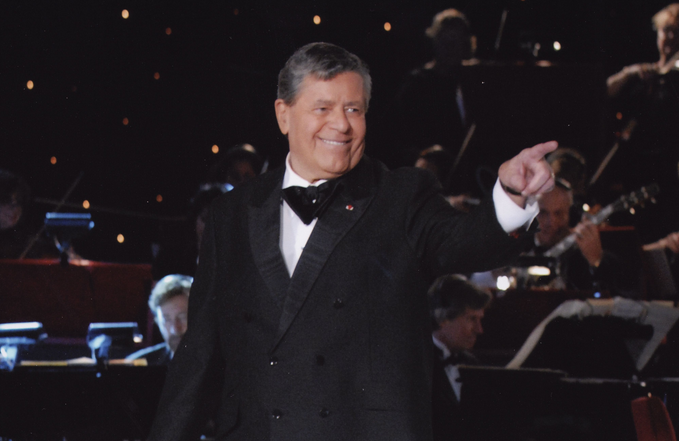 Jerry Lewis NAB Award