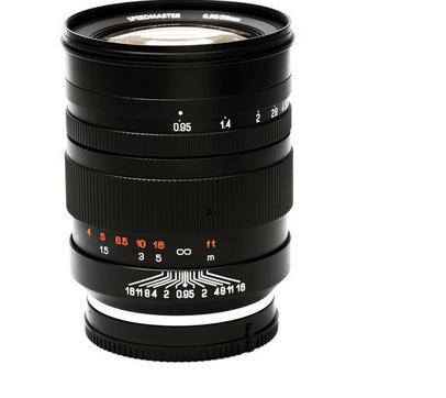 Mitakon 50mm f:0.95 SpeedMaster Lens for Sony E Mount