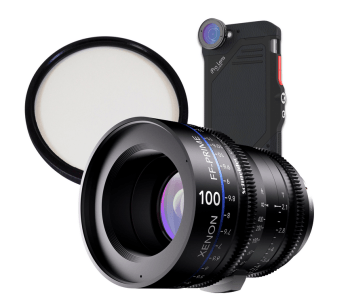 Schneider Optics Introduces New Products at NAB 2015