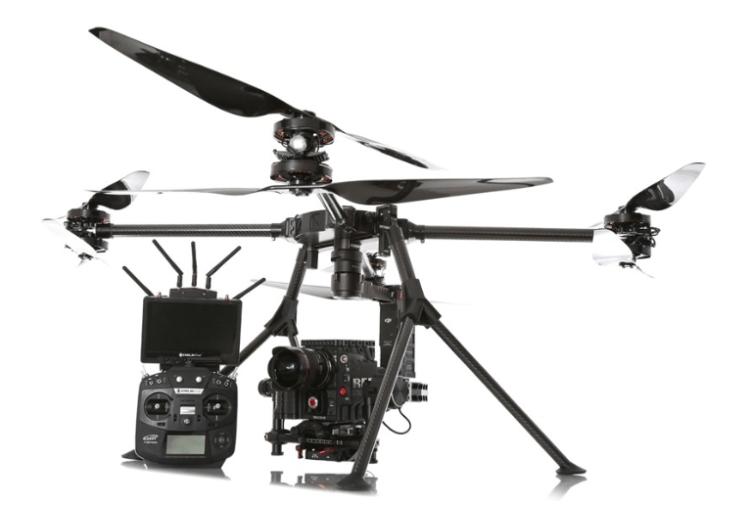 Tayzu Robotics Titan X8 Heavy Lift Drone