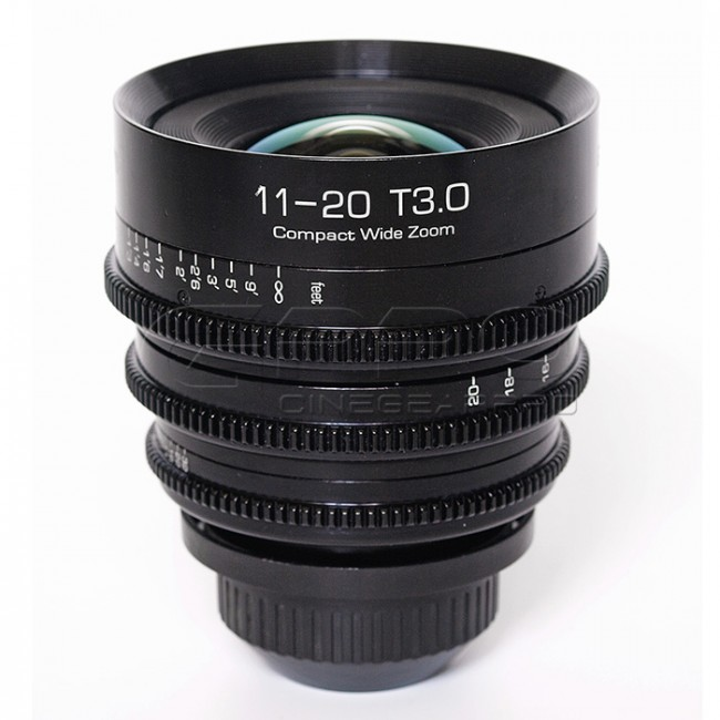 The G.L Optics 11-20 T3 Super Wide-angle Lens