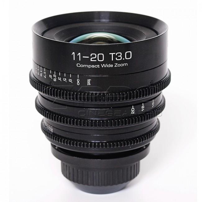 The G.L Optics 11-20 T3 Super Wide-angle Lens
