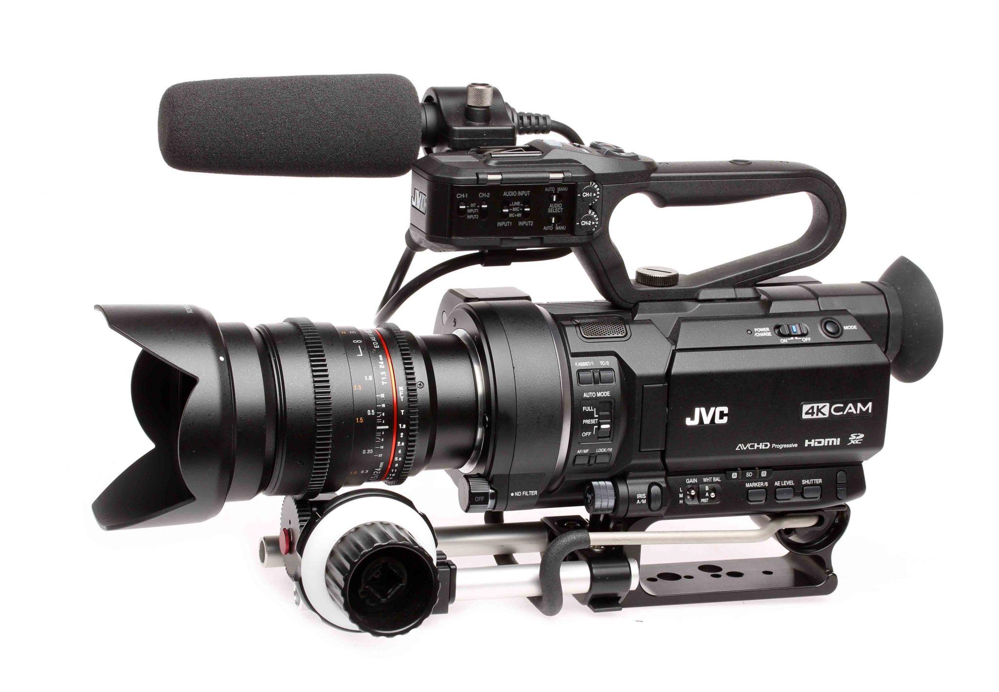 NAB 2015: JVC 4K Cameras