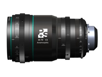 P+S Technik Anamorphic PS-Zoom 35-70