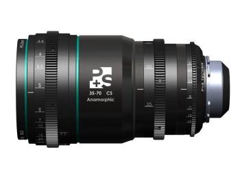 P+S Technik Anamorphic PS-Zoom 35-70