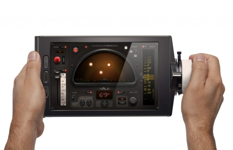 Redrock halo handheld unit