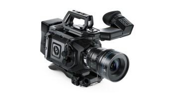 blackmagic ursa mini camera