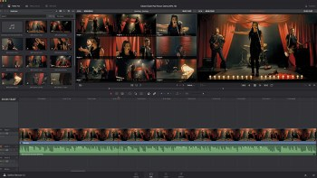 davinci resolve1 2 multicam