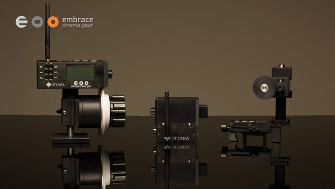 Sitara Wireless Remote Follow Focus
